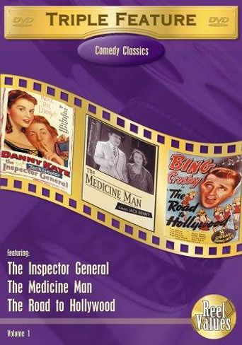 The Medicine Man Poster