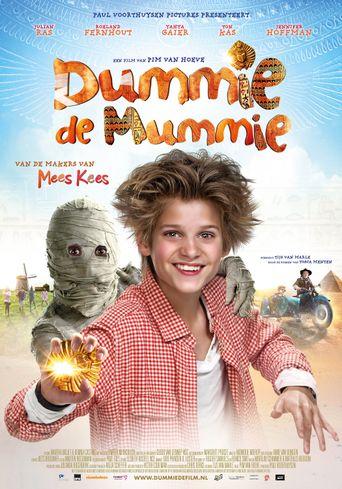 Dummy the Mummy Poster