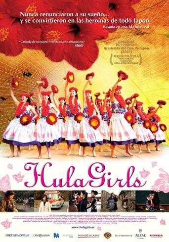 Hula Girls Poster