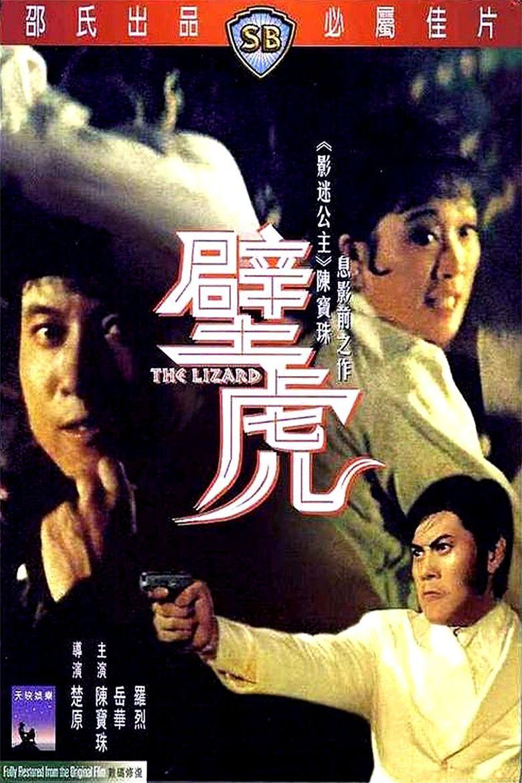 The Lizard Poster