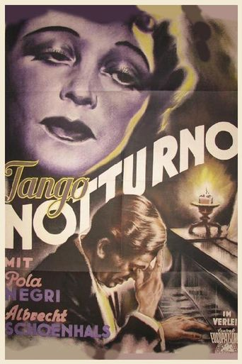 Tango Notturno Poster
