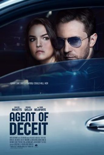 Who's Stalking Me? Poster