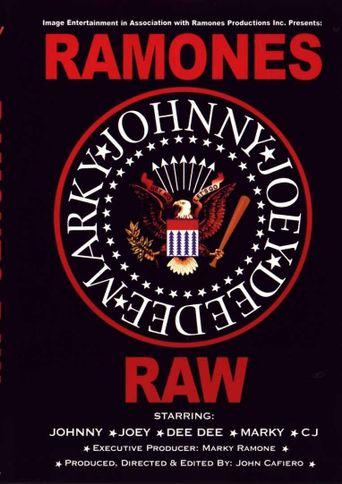 Ramones: Raw Poster
