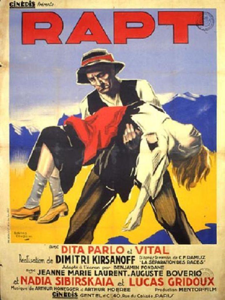 Rapt Poster
