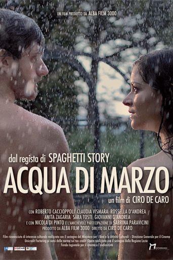Acqua di marzo Poster