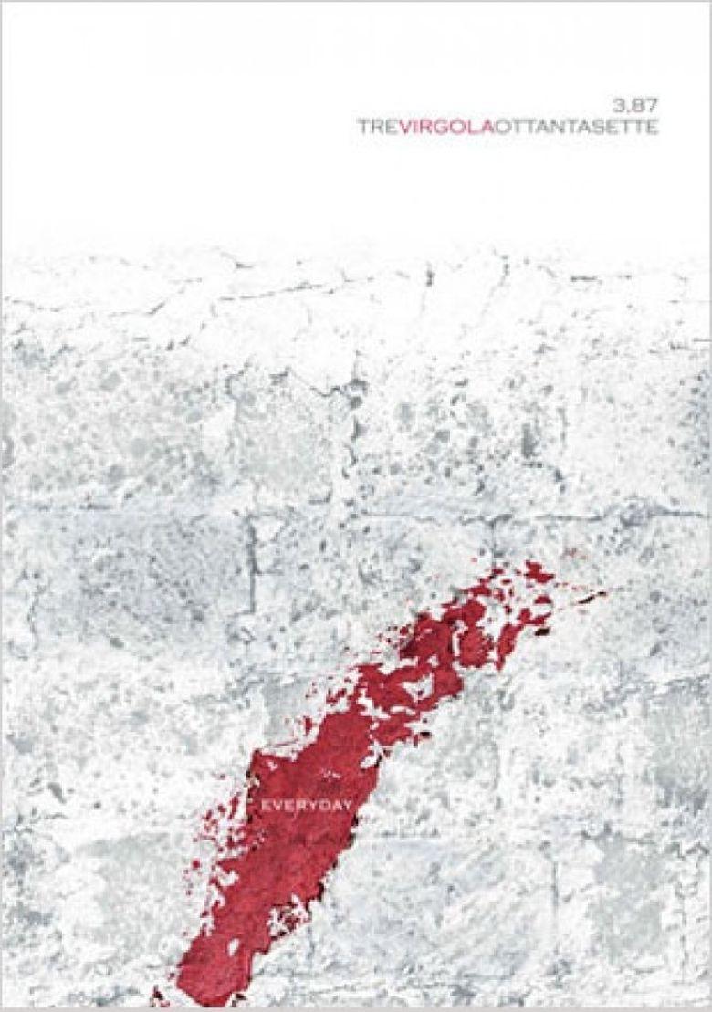 Trevirgolaottantasette Poster