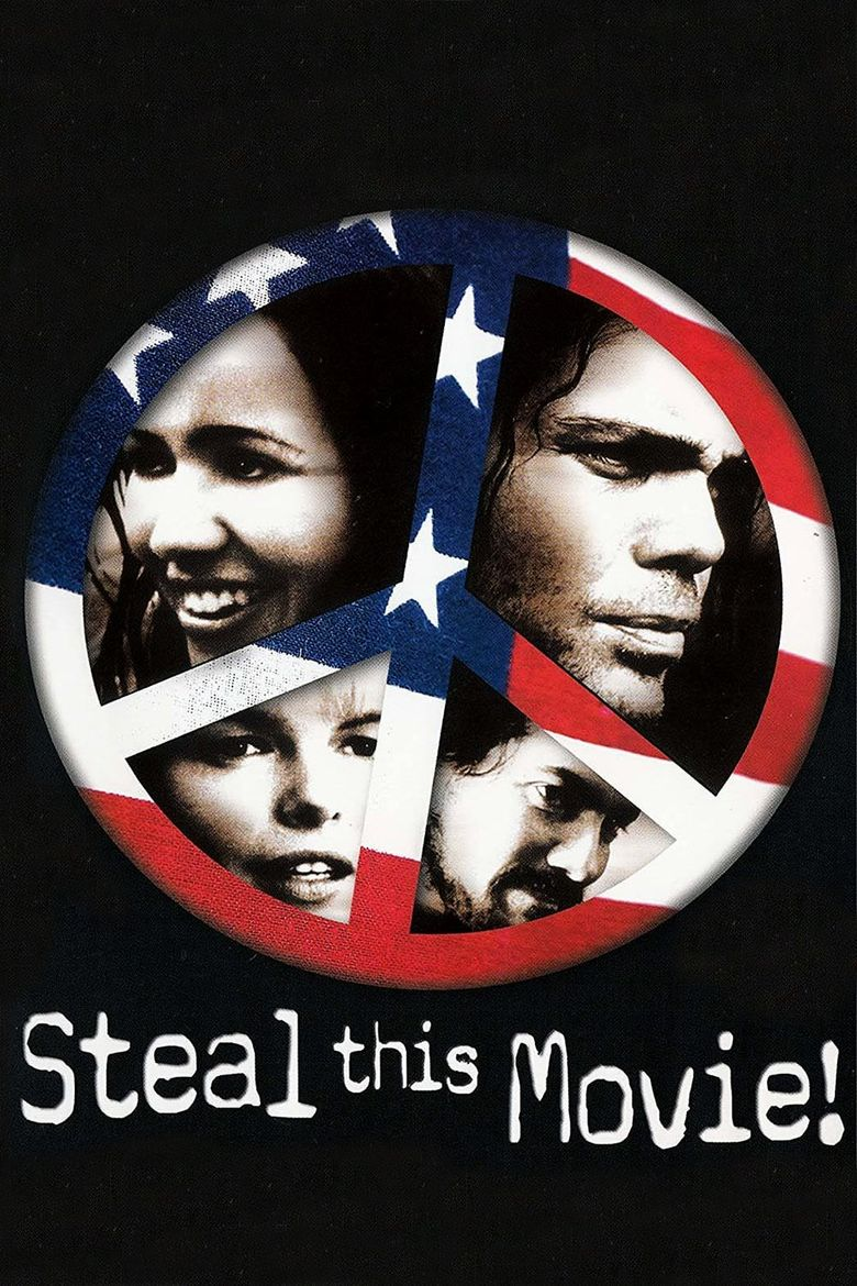 Steal This Movie Poster