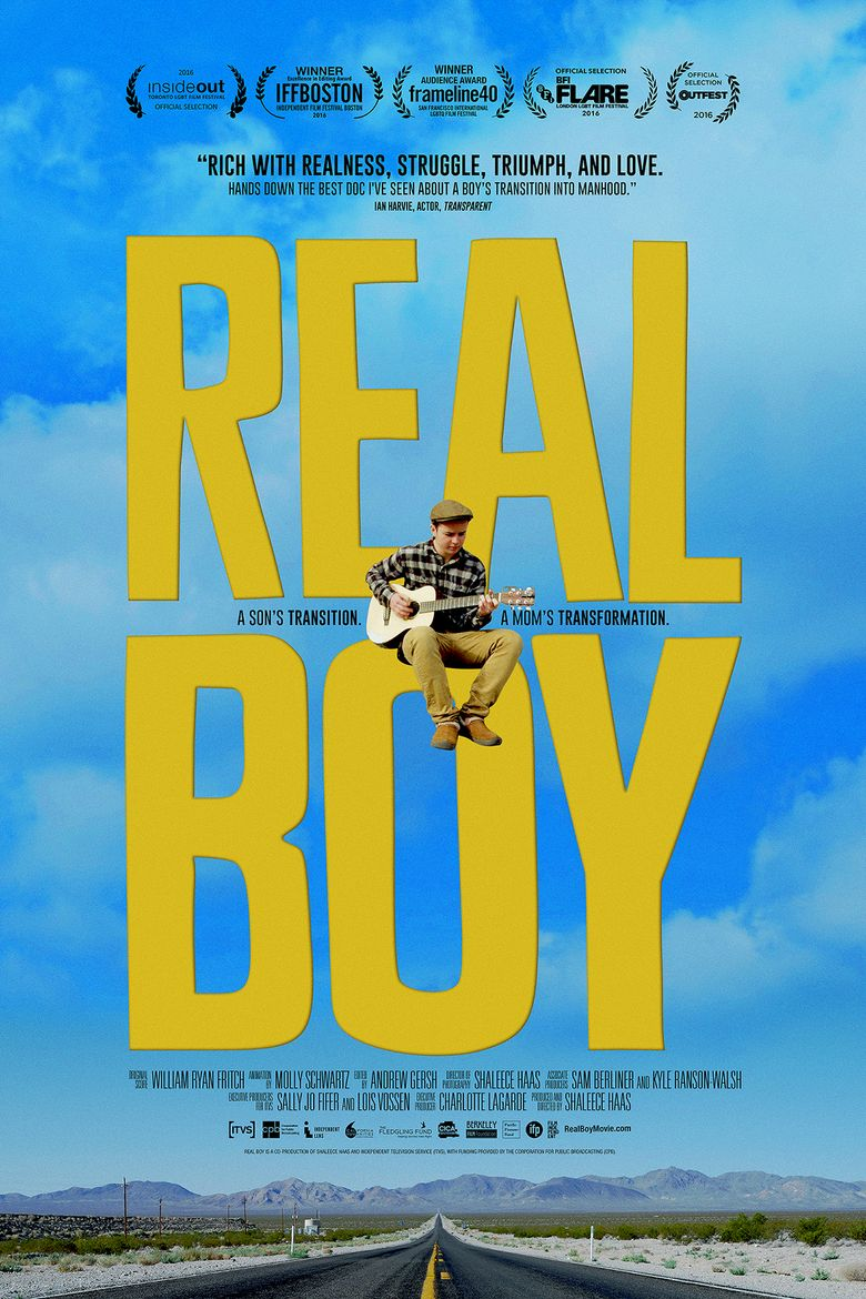 Real Boy Poster