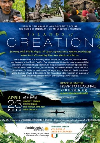 Islands of Creation Poster