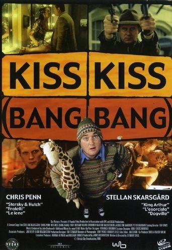 Kiss Kiss (Bang Bang) Poster