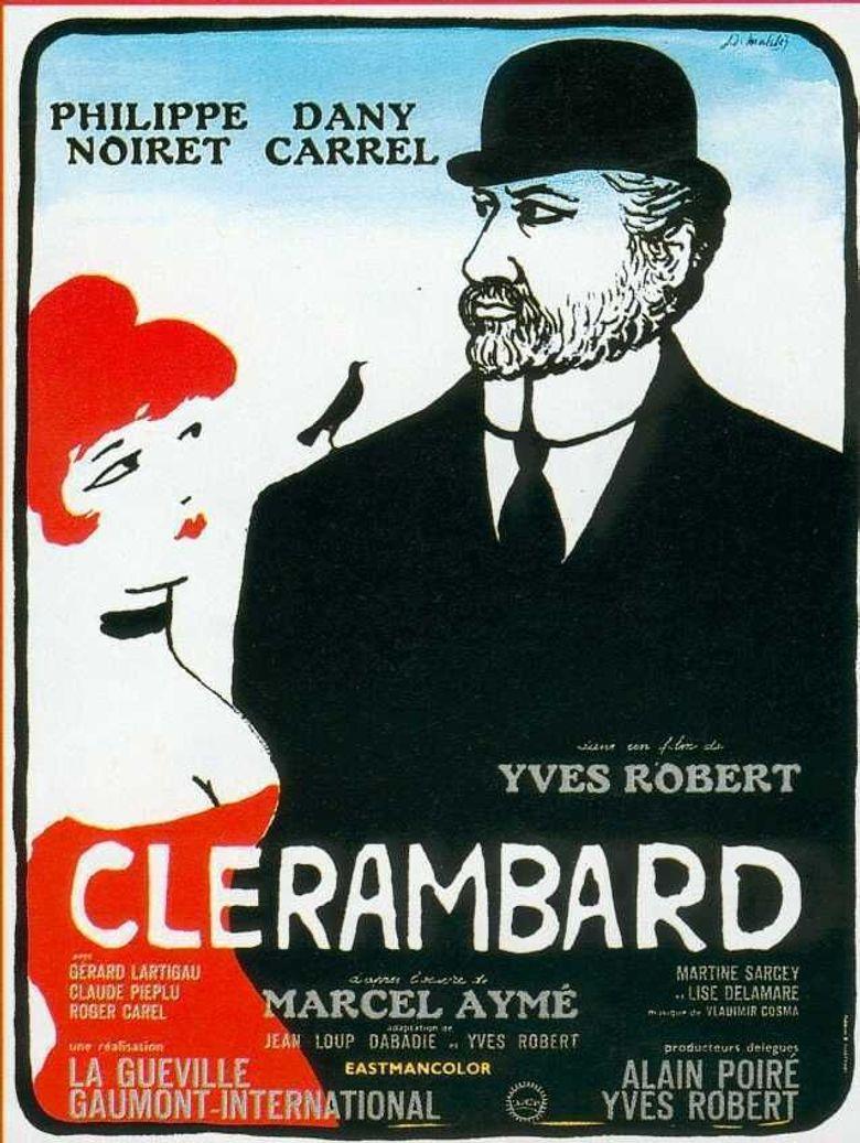 Clérambard Poster