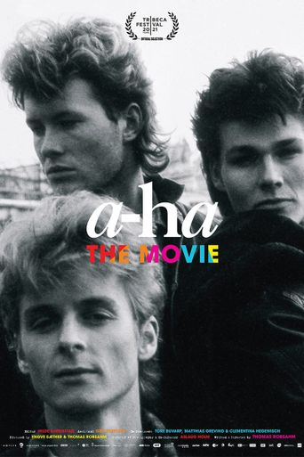 a-ha: The Movie Poster