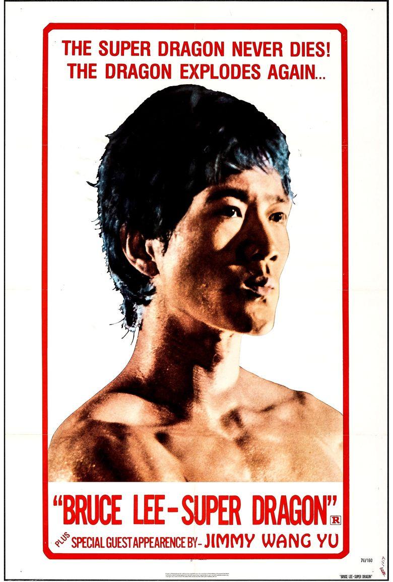 Legend of Bruce Lee Poster