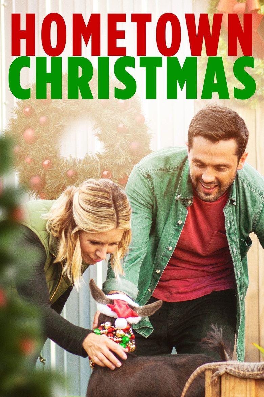 Hometown Christmas Poster