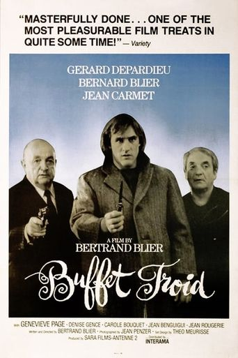 Watch Buffet Froid