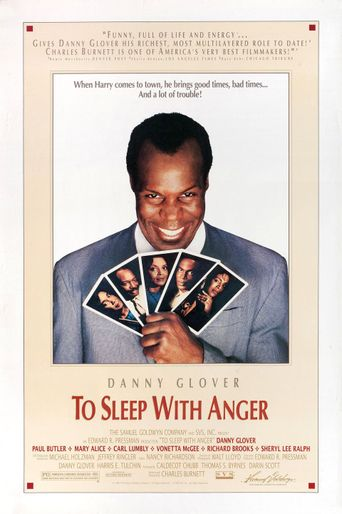 To Sleep with Anger Poster