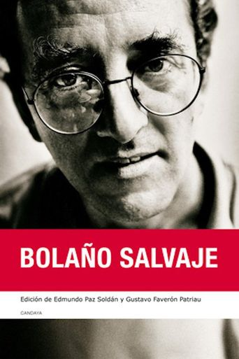 Bolaño, Up Close and Personal Poster