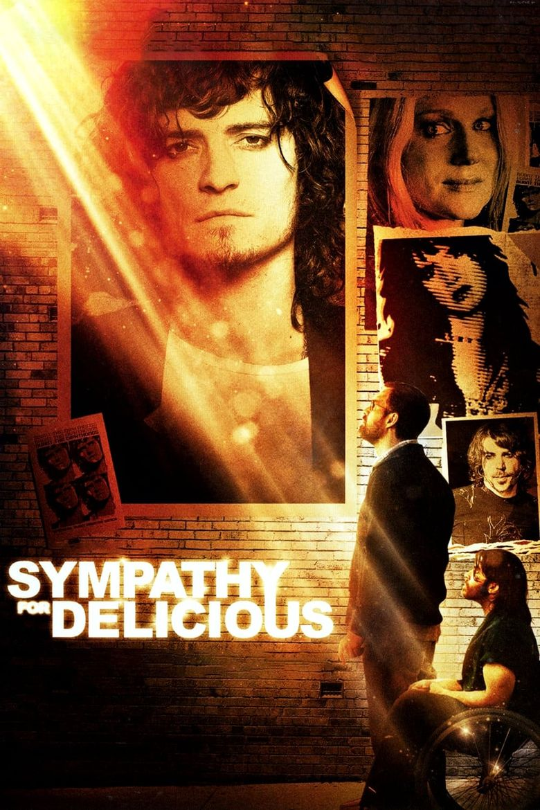 Sympathy for Delicious Poster