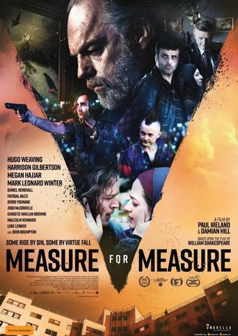 Measure for Measure Poster