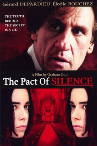 The Pact of Silence Poster