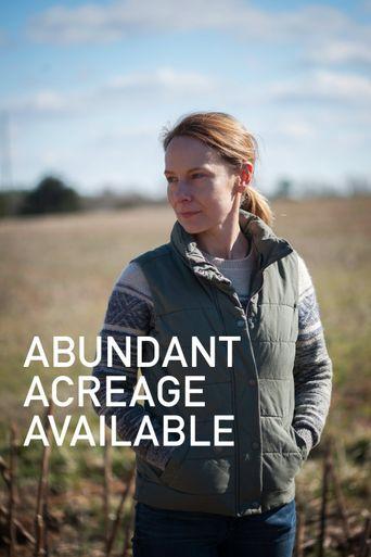 Abundant Acreage Available Poster