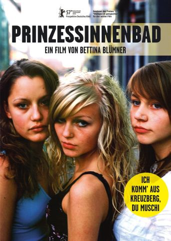 Prinzessinnenbad Poster
