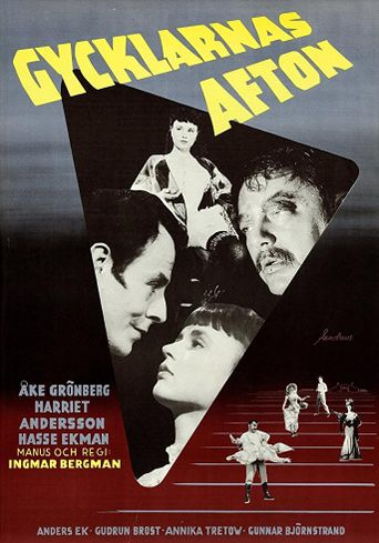 Sawdust and Tinsel Poster