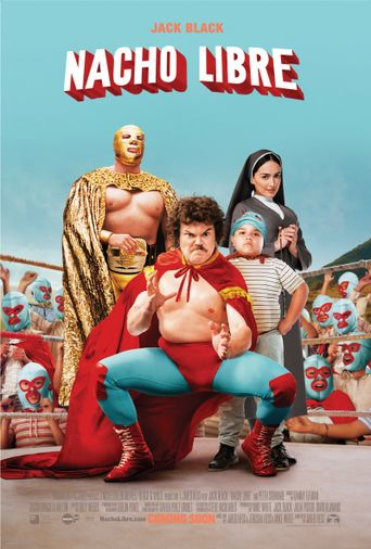 Watch Nacho Libre