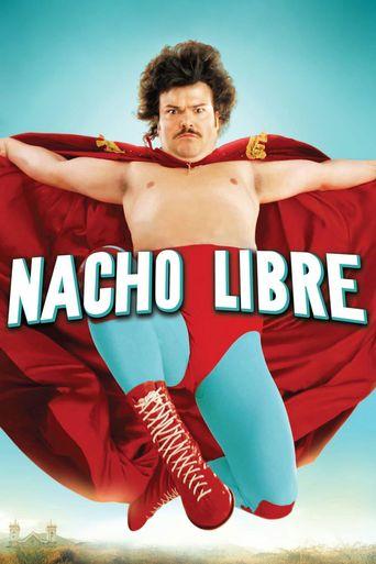 Nacho Libre Poster