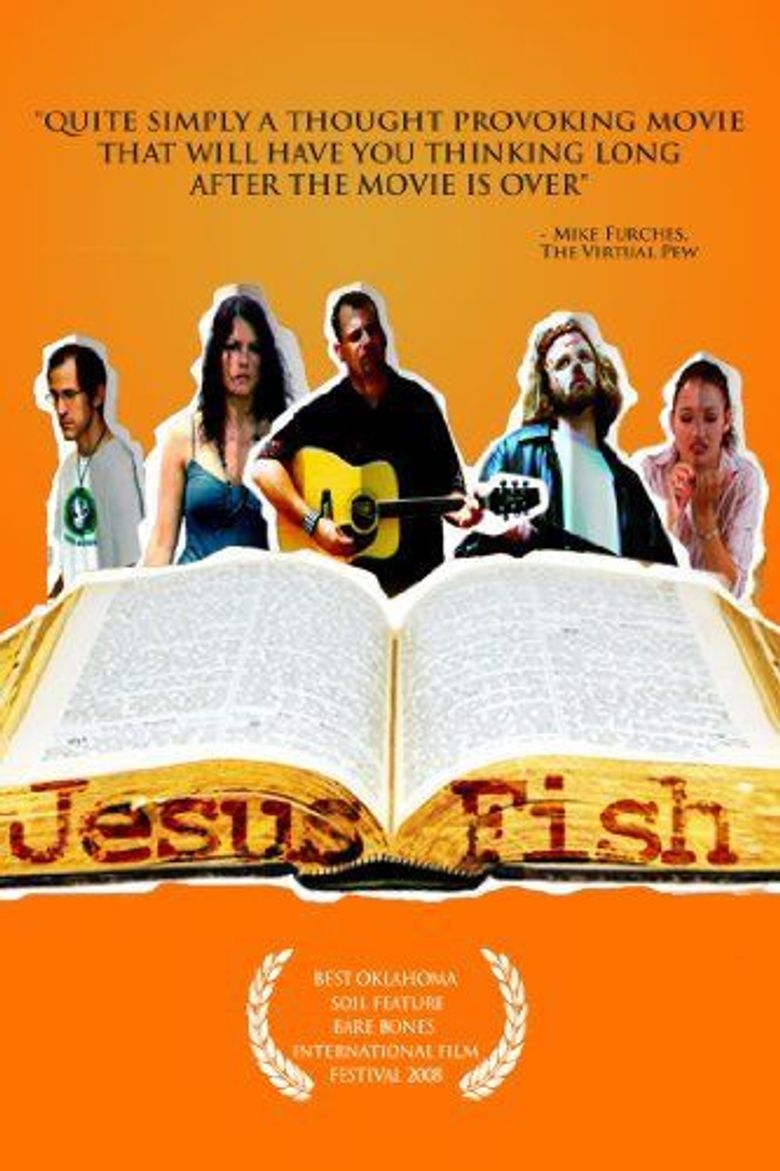Jesus Fish Poster
