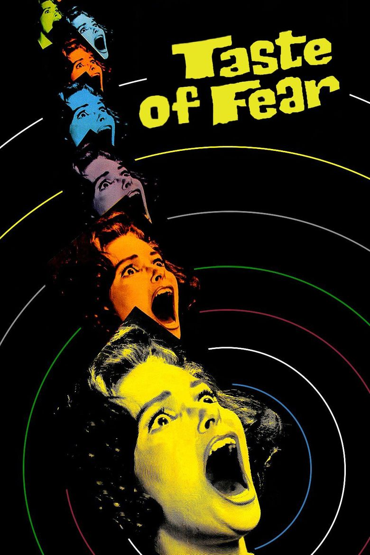Taste of Fear Poster