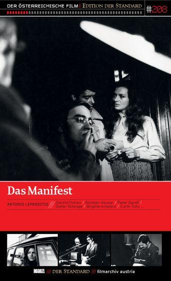 Das Manifest Poster