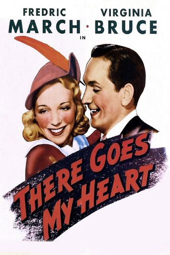 There Goes My Heart Poster