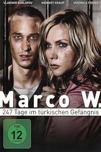 Marco W. - 247 Tage im türkischen Gefängnis Poster