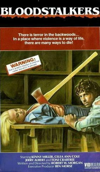 Blood Stalkers Poster