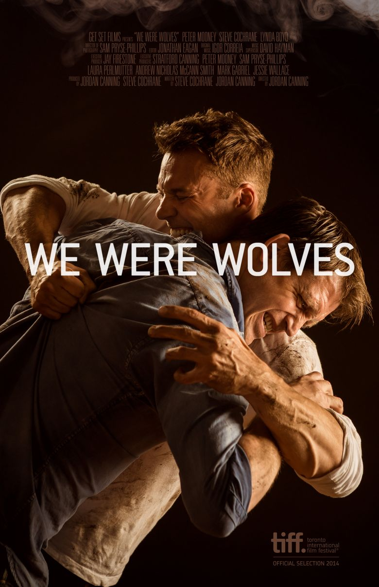 We Were Wolves Poster
