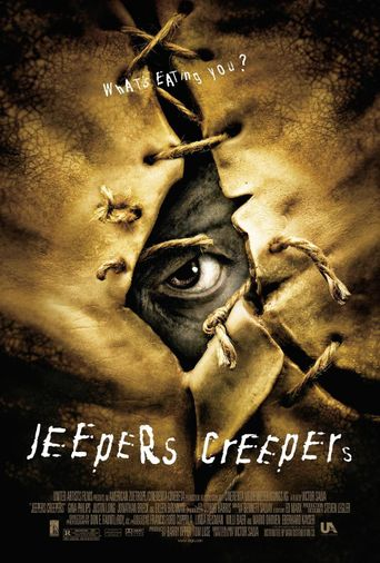 Jeepers Creepers Poster