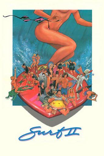 Surf II Poster