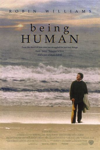 Being Human Poster