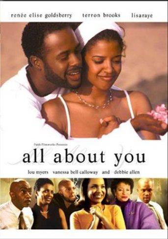 All About You Poster