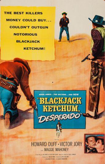 Blackjack Ketchum Desperado Poster