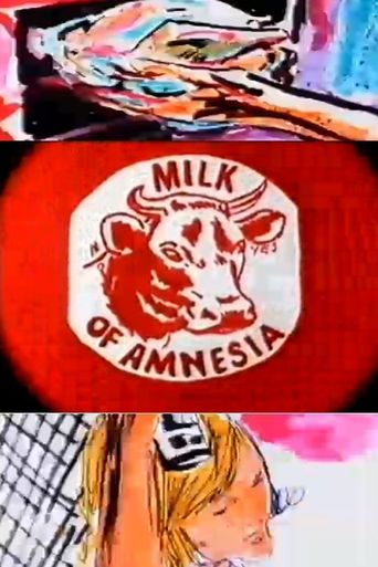 Milk of Amnesia Poster