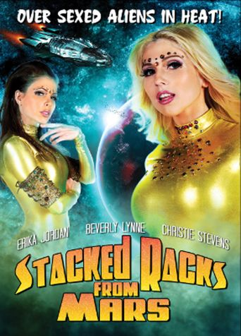 Stacked Racks from Mars Poster
