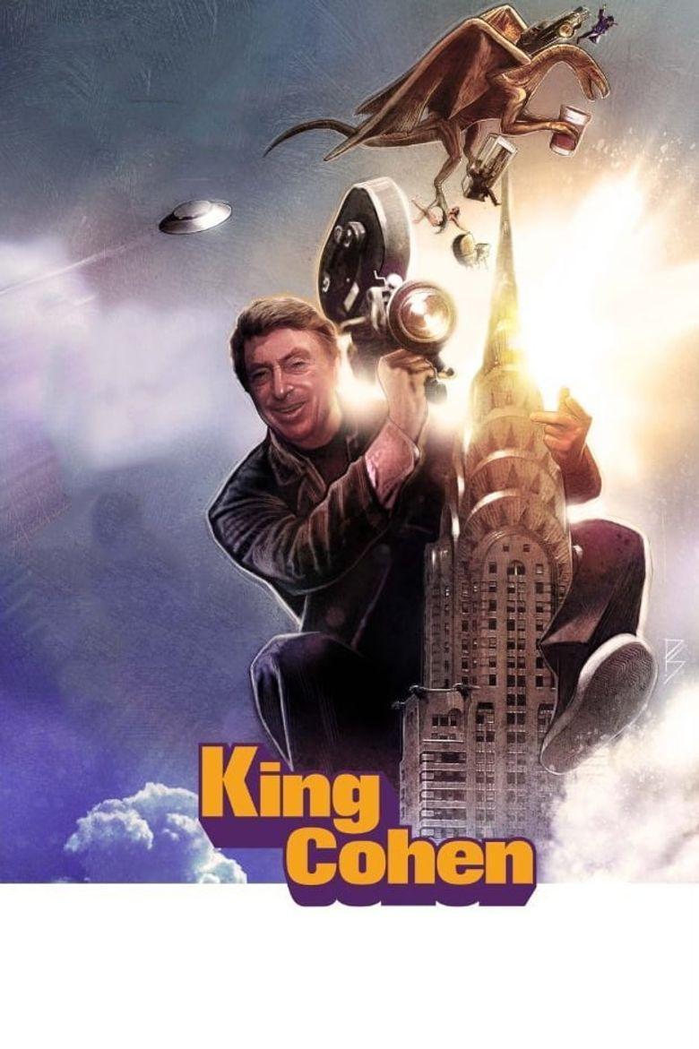 King Cohen: The Wild World of Filmmaker Larry Cohen Poster