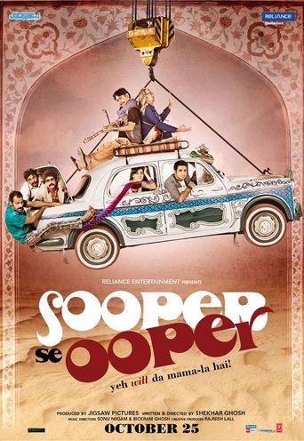 Sooper Se Ooper Poster