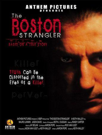 The Boston Strangler Poster