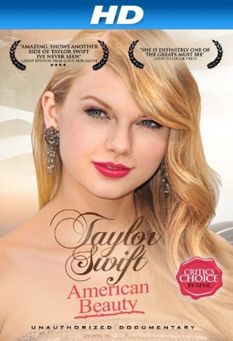 Taylor Swift: American Beauty Poster