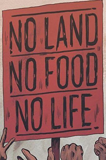 No Land No Food No Life Poster