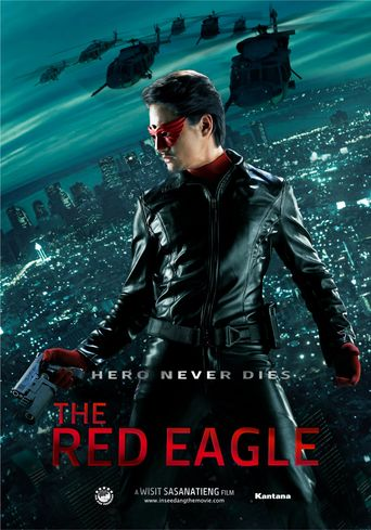Red Eagle Poster