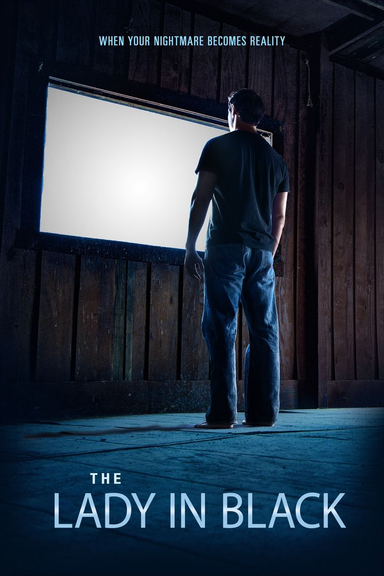 The Lady in Black Poster